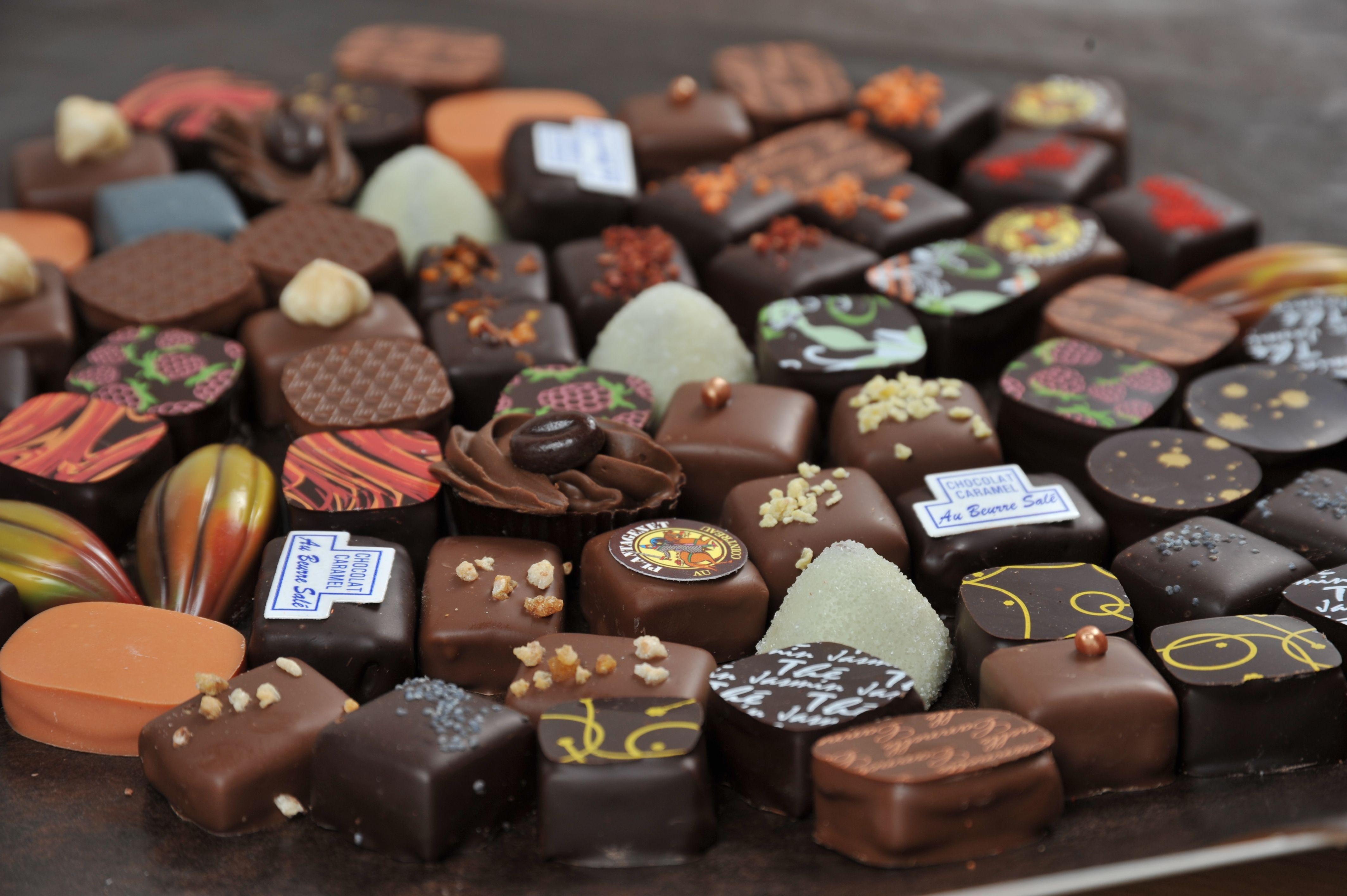 Chocolaterie- Candé