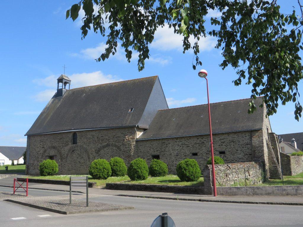 Chapelle Saint-Jean- Candé