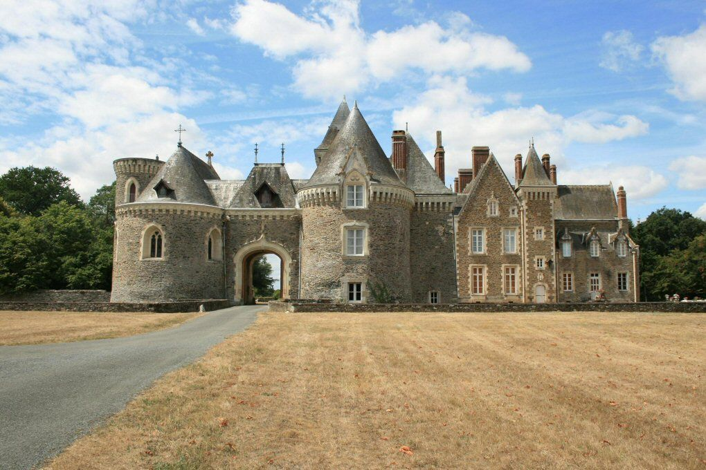 Château de Bourmont - Freigné