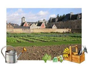 Le Potager du château - Challain-la-Potherie