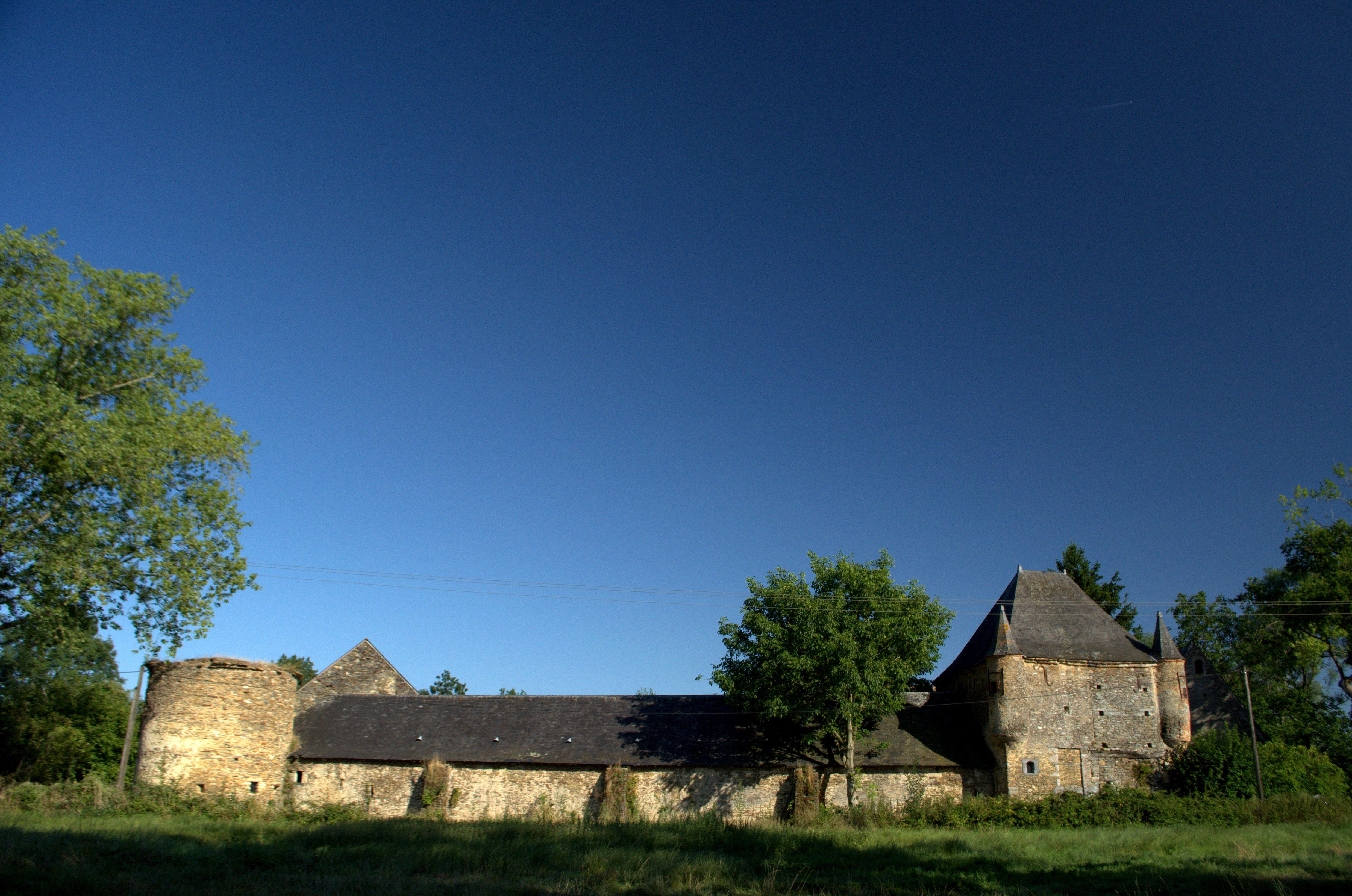 La Cour des Aulnays - Challain-la-Potherie