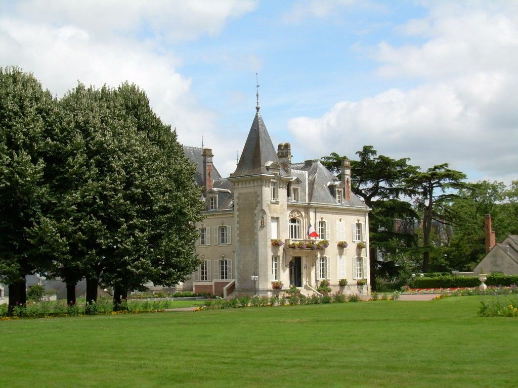 Parc de l'Hôtel de Ville - Candé