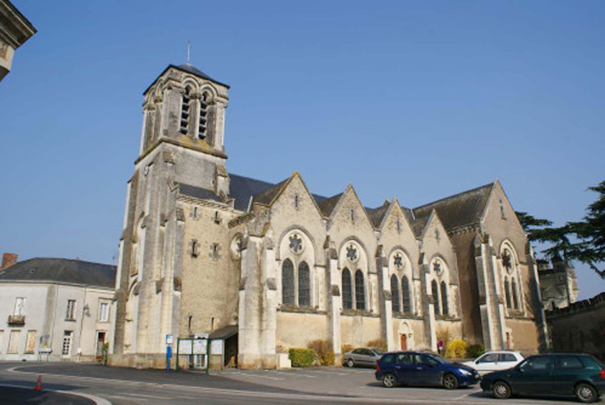 Eglise Challain