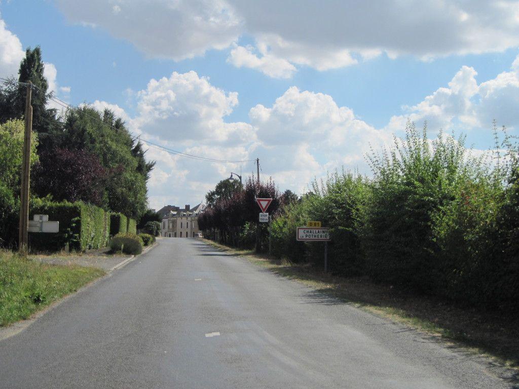 route de combree