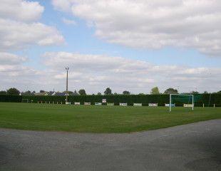 Terrain de foot - Loiré