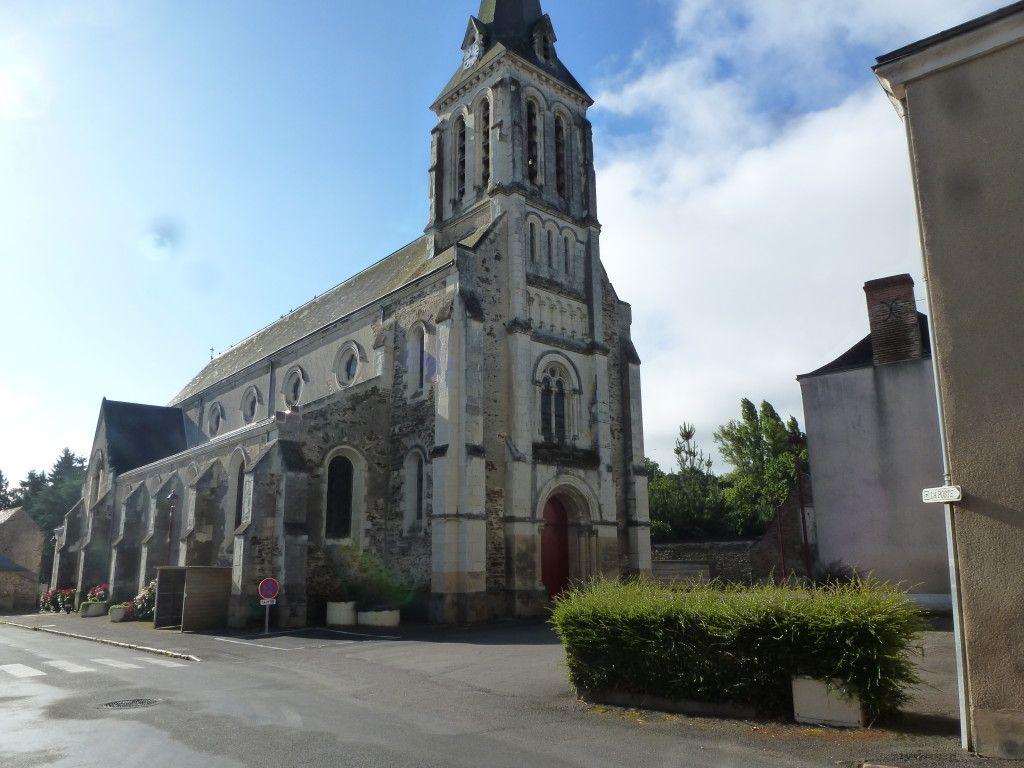 Eglise - Loiré